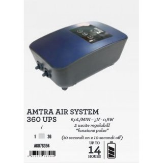 Amtra Croci Air System 360 UPS
