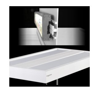 Giesemann, SPHERA Abdeckung LED 18 Watt (Upgrade 28W - dimmbar)   60 x 60 cm