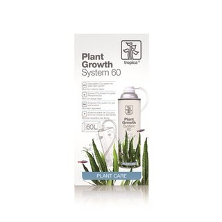 TROPICA CO2 System 60 CO2 Set für Anfänger