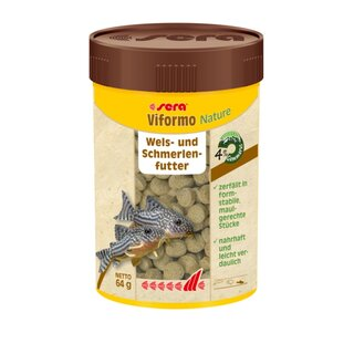Sera Viformo Nature Tabletten 100 ml